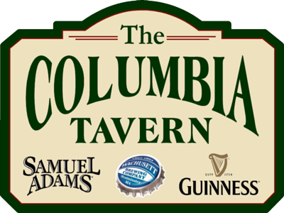 Columbia Tavern Menu