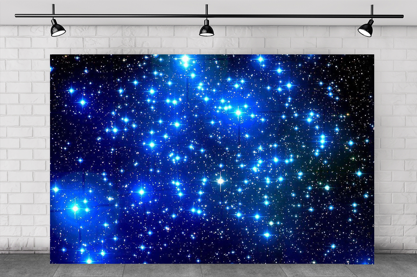 STARS BACKDROP