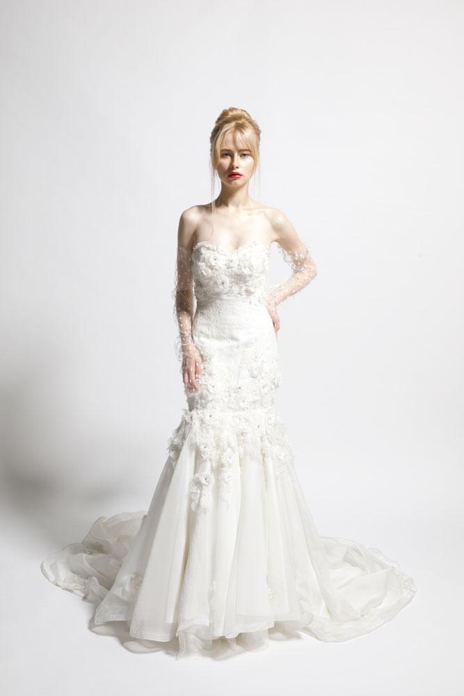 ชุดแต่งงาน, ชุดเจ้าสาวสวยๆ, ชุดแต่งงานแบบเรียบหรู