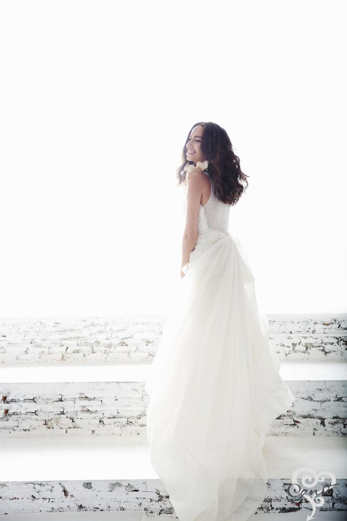 Ganit The Wedding dress