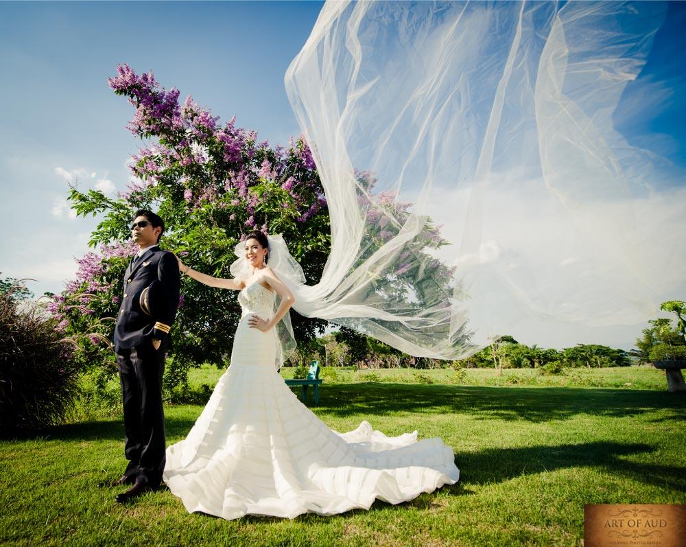 Ganit The Wedding dress - Pre-Wedding Package