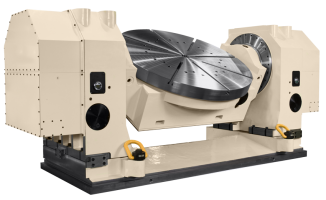 Tsudakoma TTNC Series Rotary Table