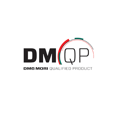 DMG Mori Qualified Product Logo