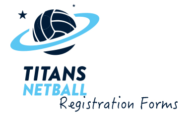 Titans Registration Forms