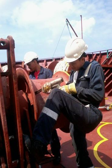seafarers jobs ISO 9001:2008  Accredited Certification