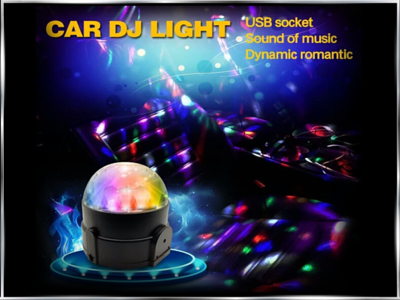 Car dj Light 790บาท  TTautoxenon