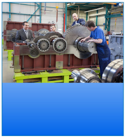 Heavy industrail Gearbox