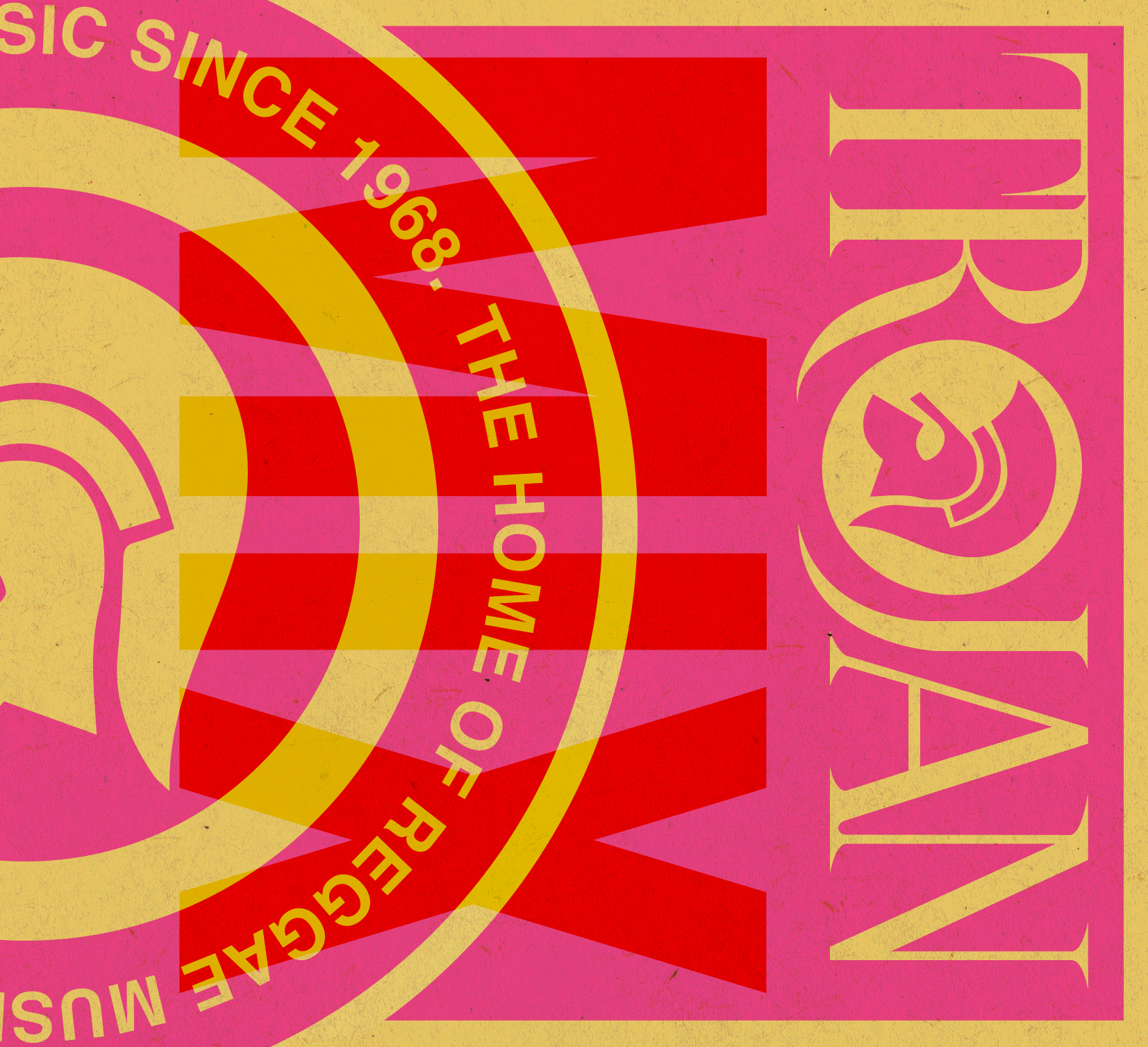 Trojan Records / Album Art / Neel Panchal