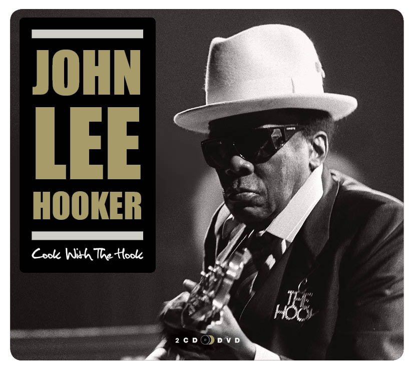 John Lee Hooker / Album Art / Neel Panchal