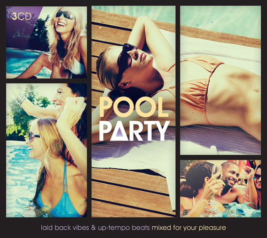 Pool Party / Album Art / Neel Panchal