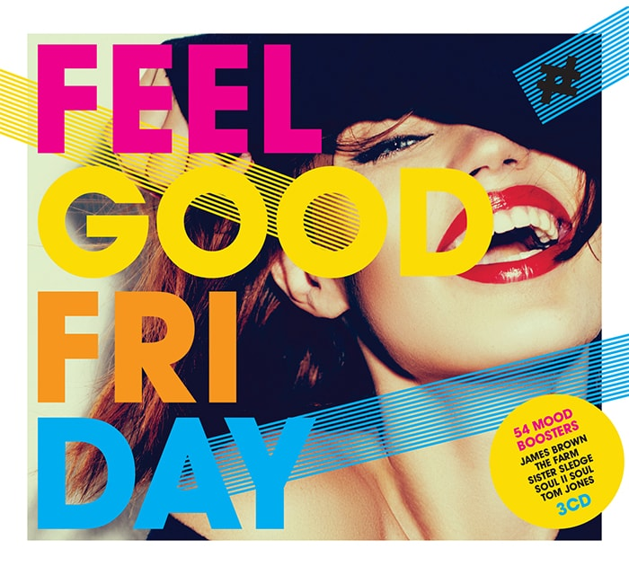 Feel Good Friday / Album Art / Neel Panchal