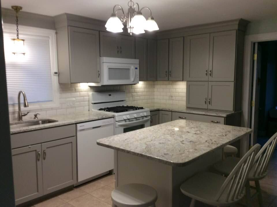 Kitchen Design and Construction Lunenburg Massachusetts