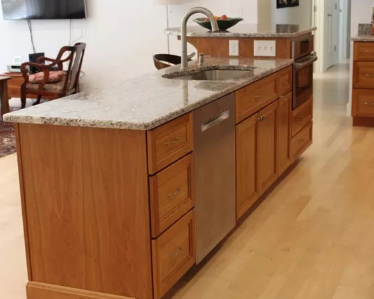 Kitchen Design and Construction Leominster Massachusetts