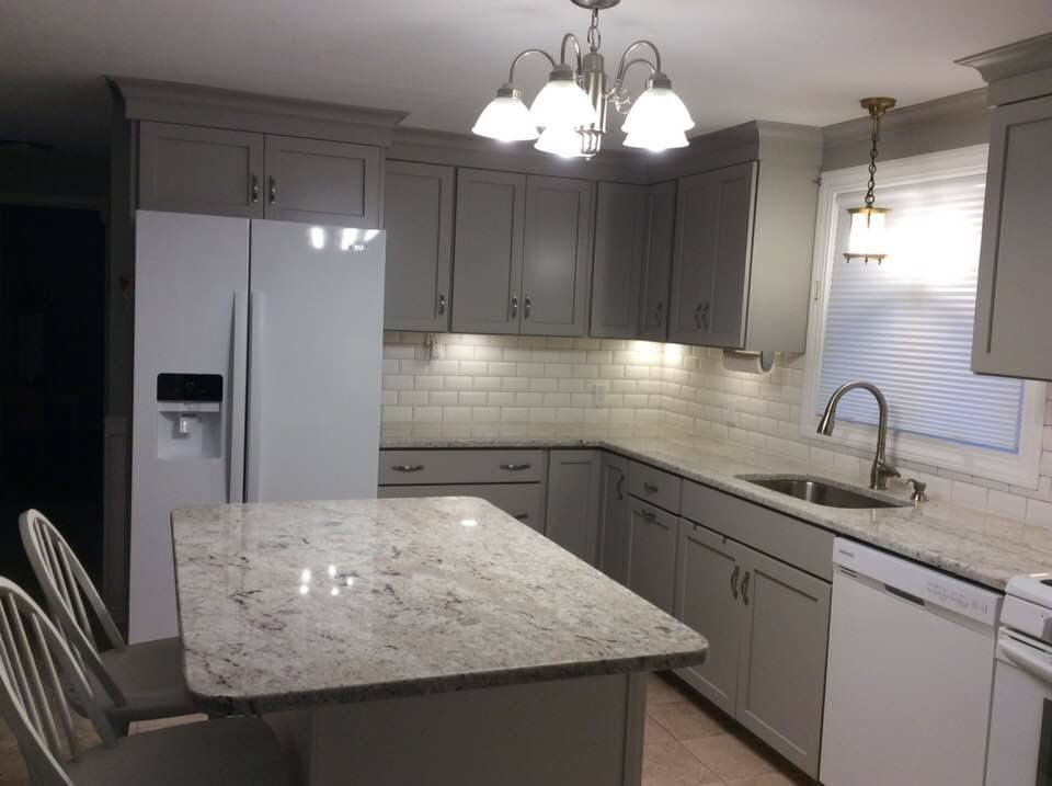 Kitchen Design and Construction Pepperell Massachusetts