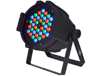 PRO-PAR-36-RGB DMX LED Wash Light