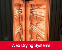 Web Drying Systems