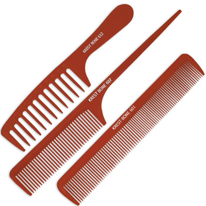 Heat Resistant Professional Combs