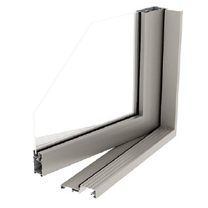 250 Series Hinged Door