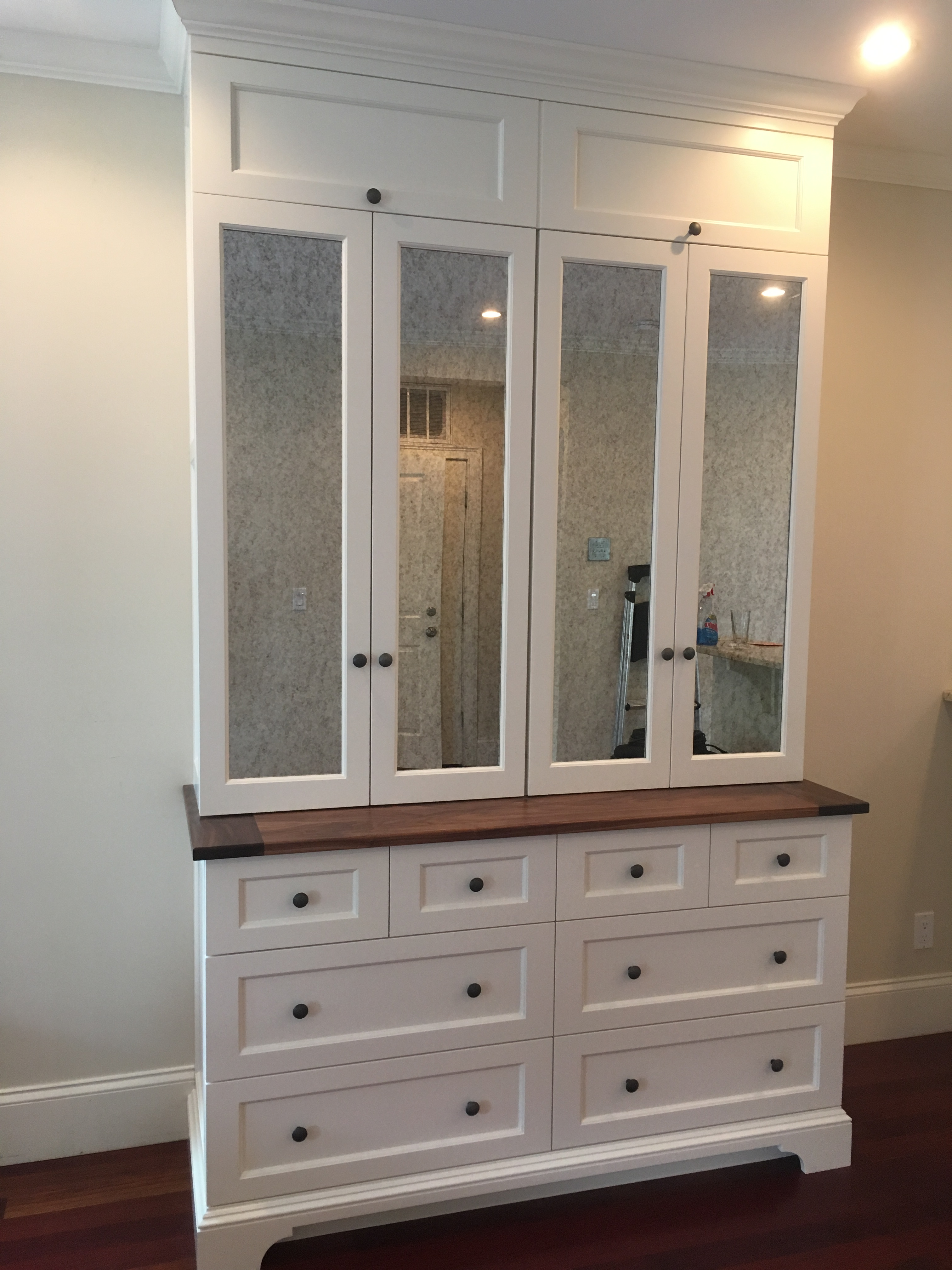 Built In Entertainment Center Groton Ma