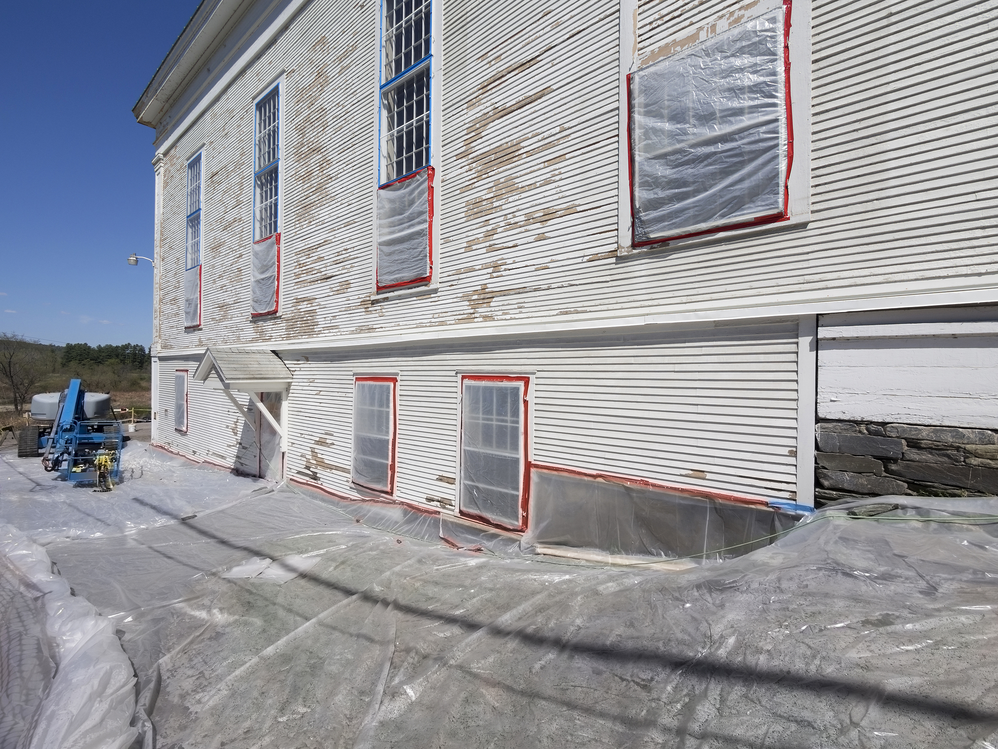 Commercial Lead-Paint Removal Fitchburg Massachusetts