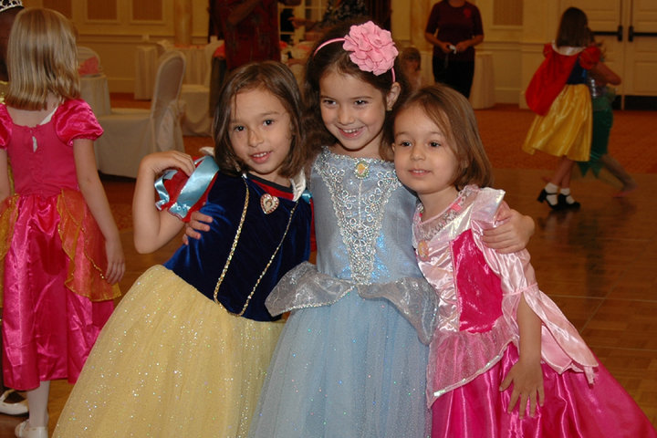 Princess Themed Tea Parties Sterling Ma