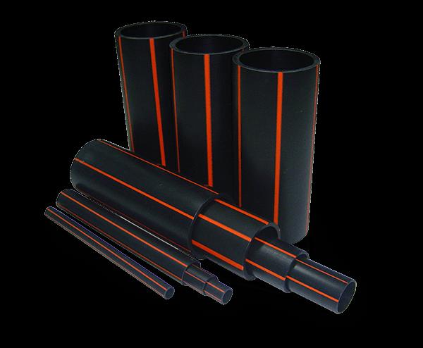 อุปกรณ์ HDPE ใช้ควบคู่กับท่อระบบร้อยสายไฟ HDPE