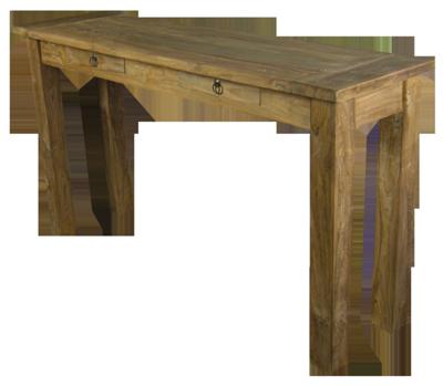 Side Table Oud Teak.Side Tables