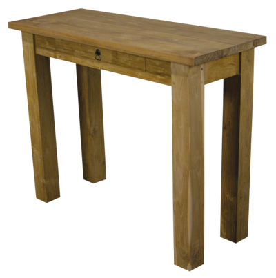 Sidetable Grijs Teak.Side Tables