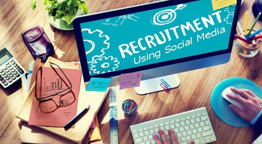 Recruitment consultancy social media