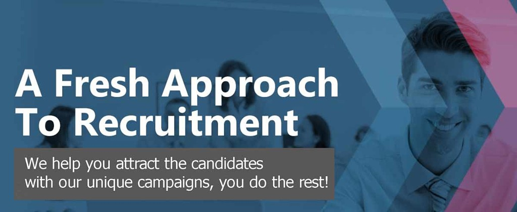 Looking to fill vacancies our unique approach to social media for recruitment agencies can help