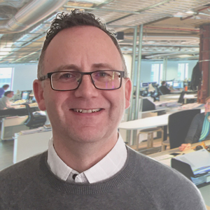 Doncaster based Limitless Digital Managing Partner Simon Young