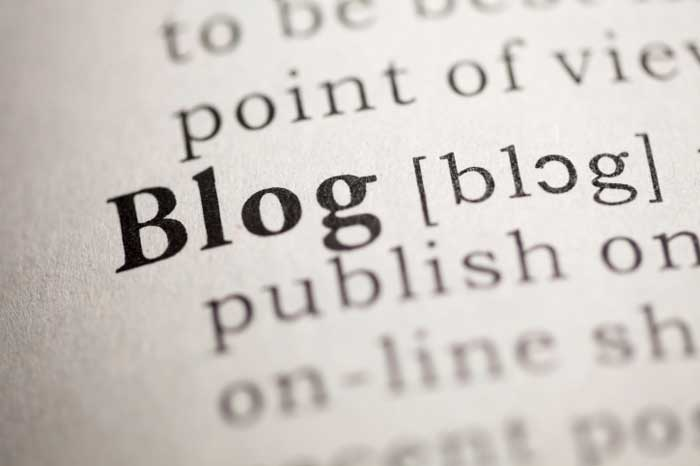 Blog | Institution Marketing Copy writing