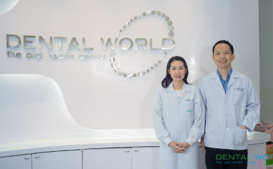 Welcome to our dental Clinic for everyone in your family.