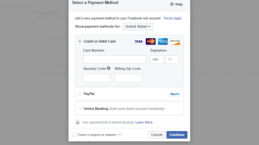 facebook-ad-account-payment-method-setup