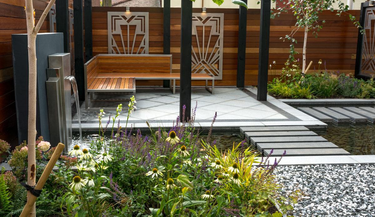 Robert Hughes Garden Design  Cheshire & Manchester