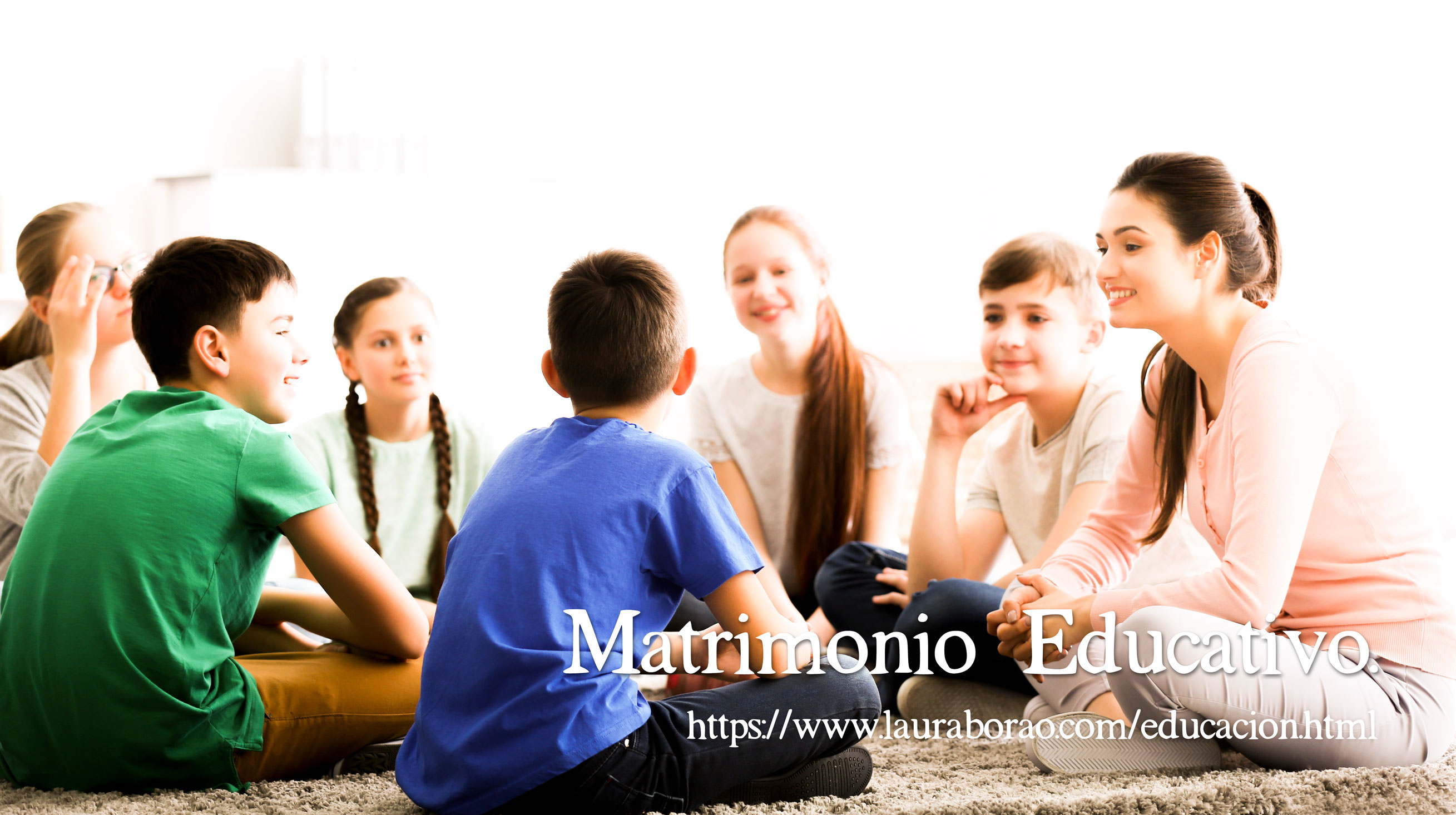 Laura Borao - Matrimonio Educativo