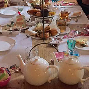 Arrangement - High Tea