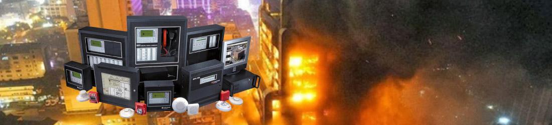 บริการติดตั้งระบบแจ้งเหตุเพลิงไหม้ fire alarm ระบบโทรทัศน์