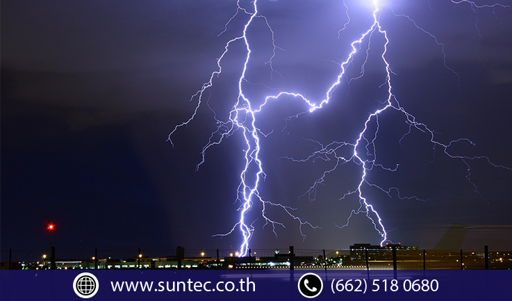 4 Components to Protect Residential Homes from Lightning Damage