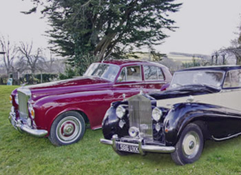 Devon Wedding Car Hire