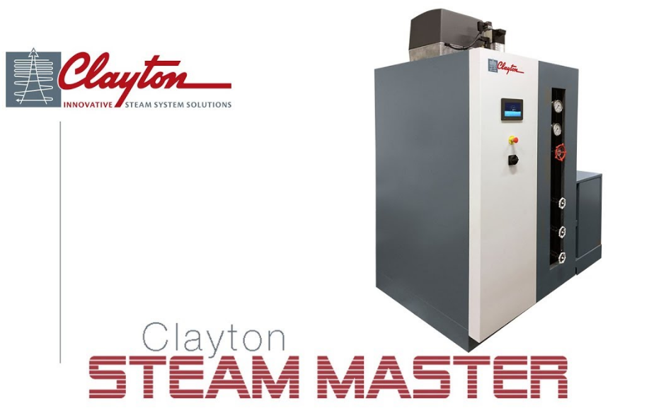 Clayton Steam Master
