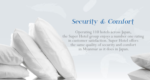 Superhotel: Japanese International Hotel in Yangon