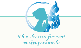 Thai dresses for rent makeupe hairdo