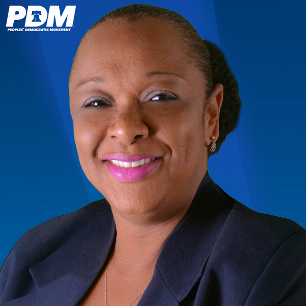 Hon. Sharlene Linette Cartwright-Robinson