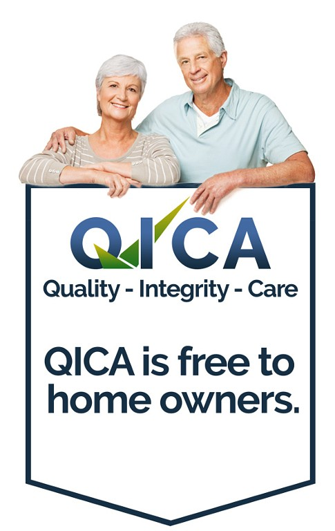 QICA is free to home owners.