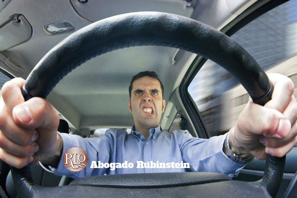 abogado Rubinstein para accidentes de auto