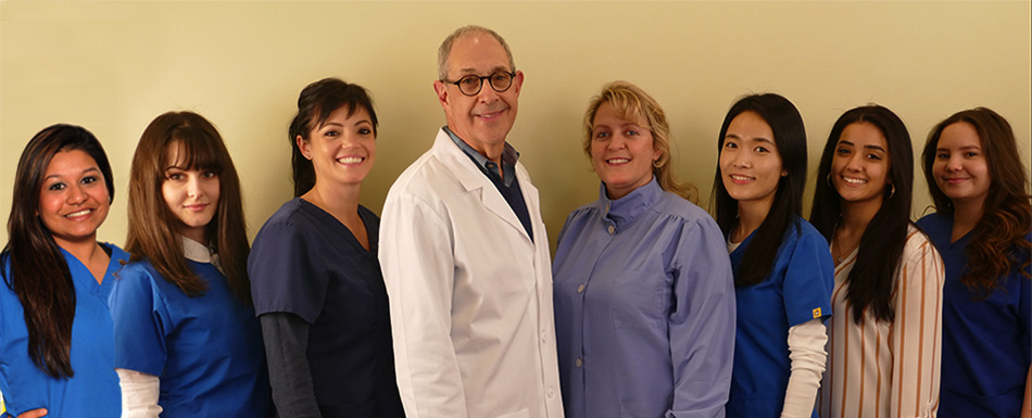 Picture of the Roseroot Dental Staff