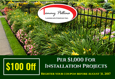 Installation Project Coupon