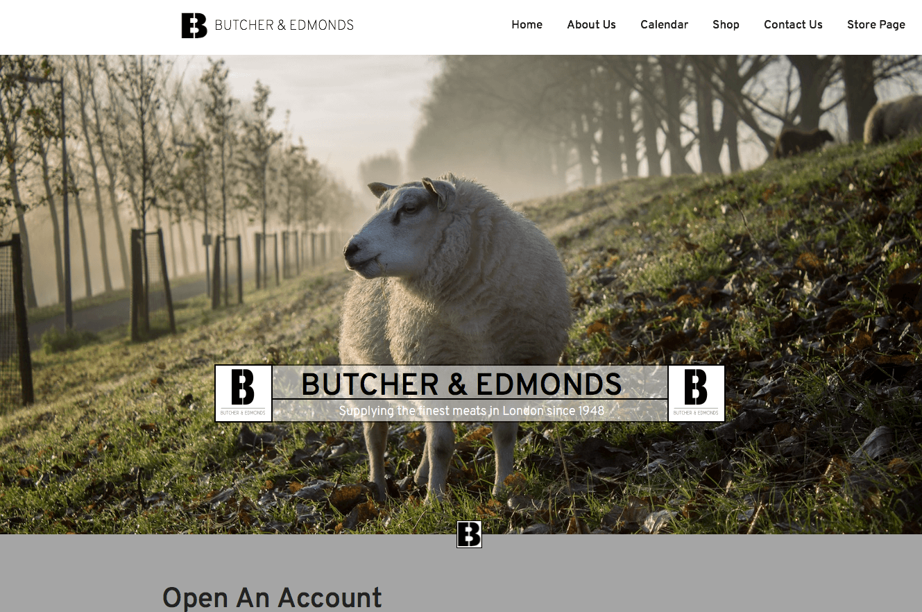 Butcher & Edmonds New Website
