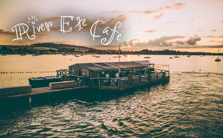 The Cafe River Exe Cafe Devon
